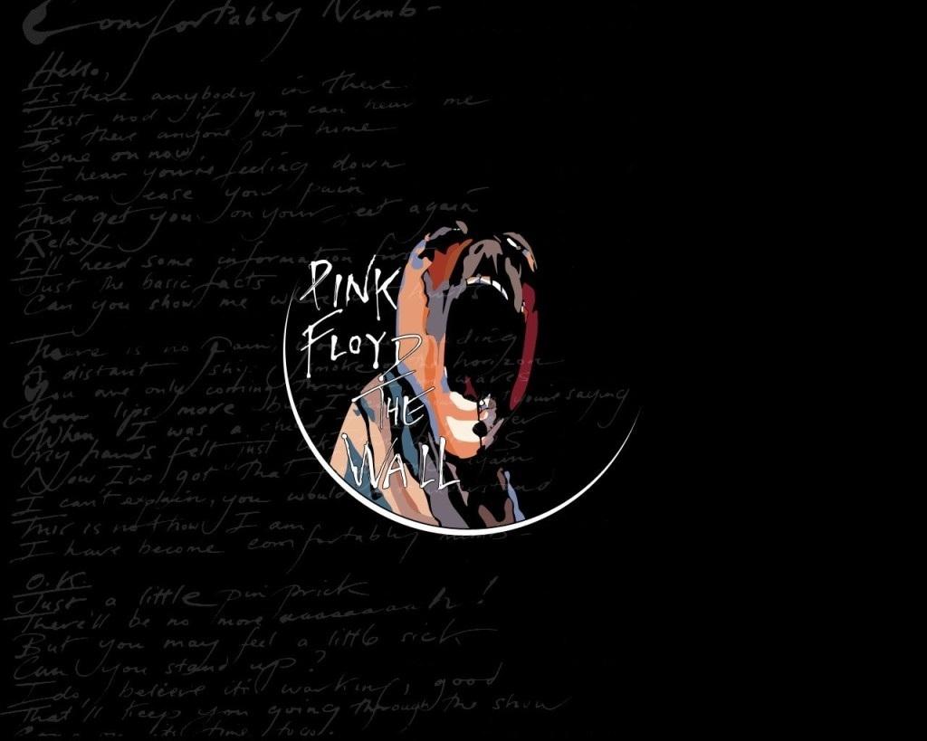 Pink Floyd Animals Backgrounds Logo CloudPix 1024x819