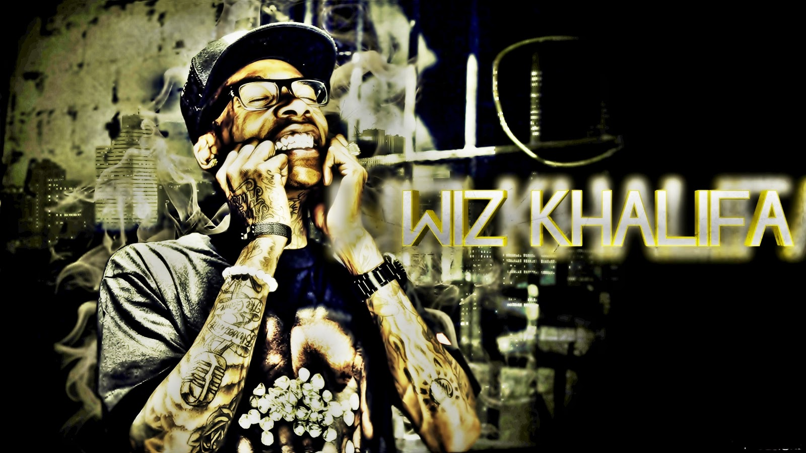 Wiz Khalifa Wallpapers HD Wallpapers Early 1600x900