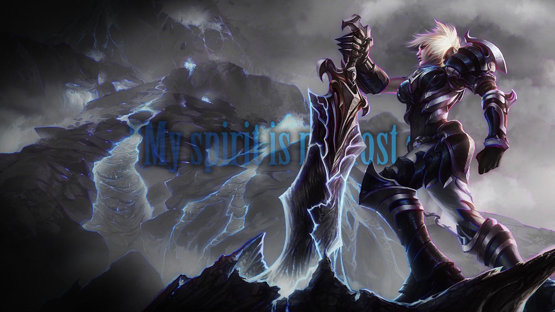 Dragonblade Riven Wallpaper 1920x1080 Download