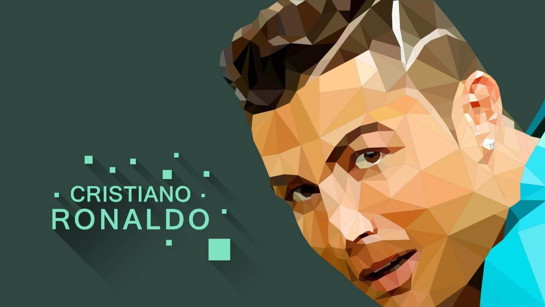 Cristiano Ronaldo CR7 2015 Widescreen HD Wallpaper 1360x768