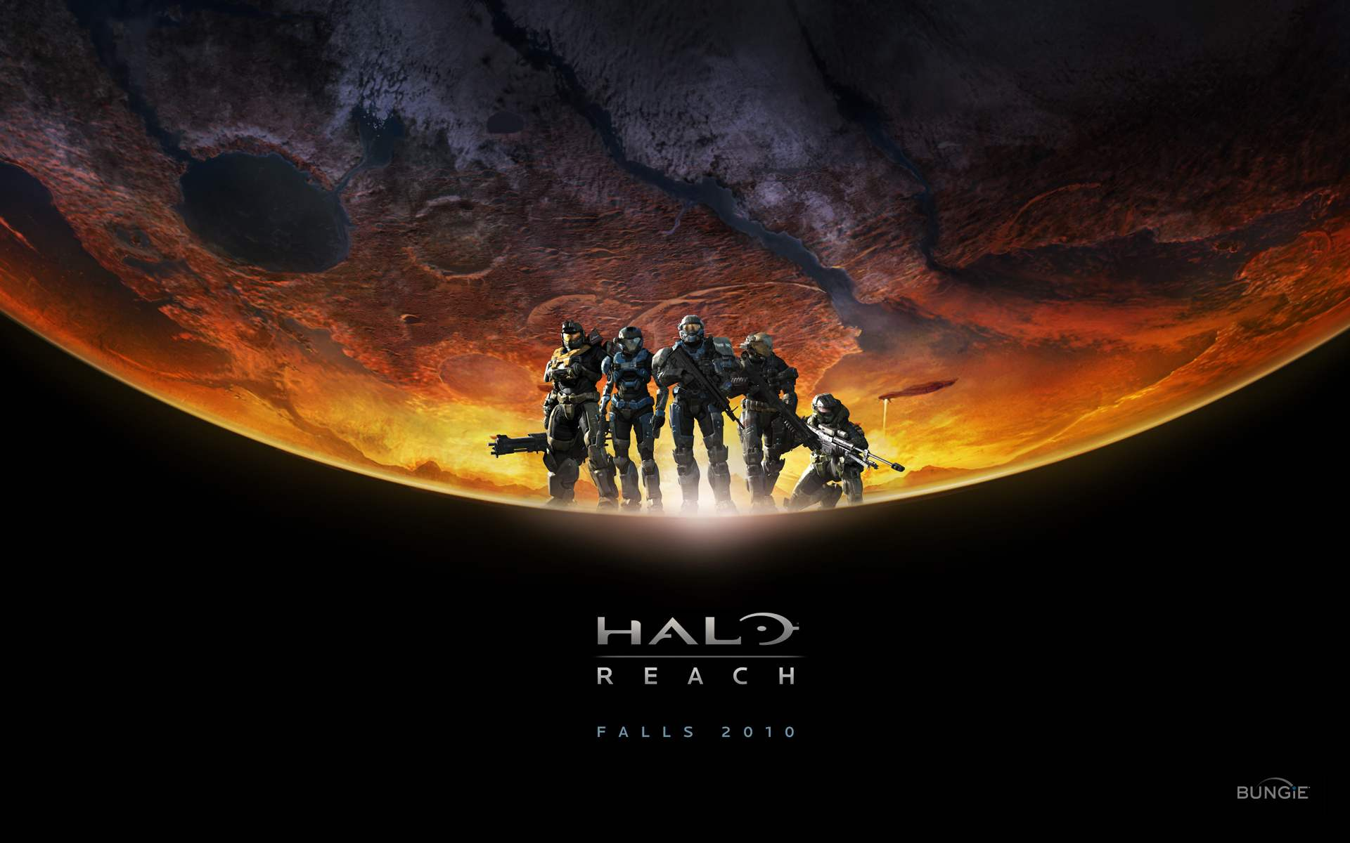 Halo Reach 1080p Wallpaper Halo Reach 720p Wallpaper 1920x1200