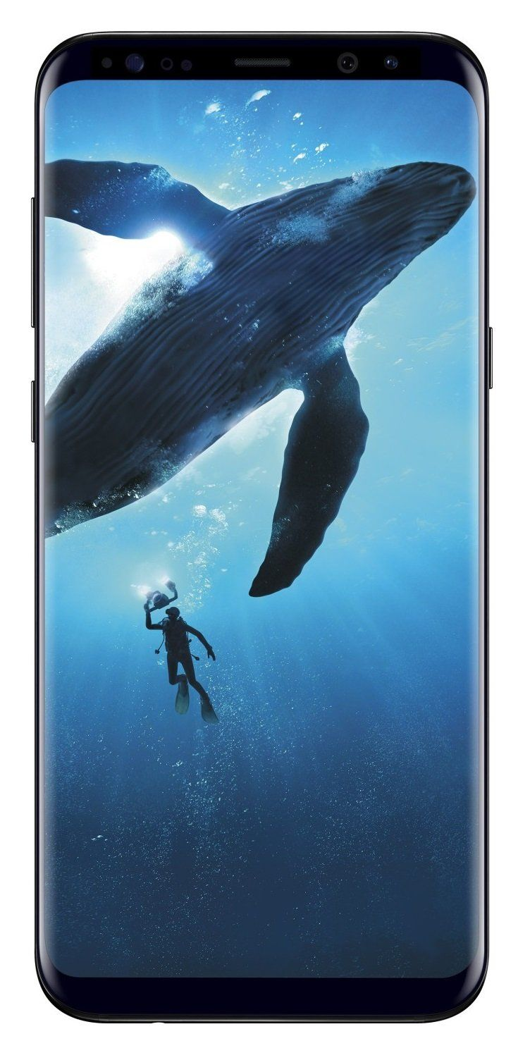 33 Samsung S8 Whale Wallpaper On Wallpapersafari