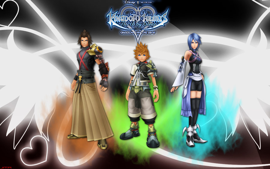 Kingdom Hearts Wallpaper 2 by jekyllITA 900x563