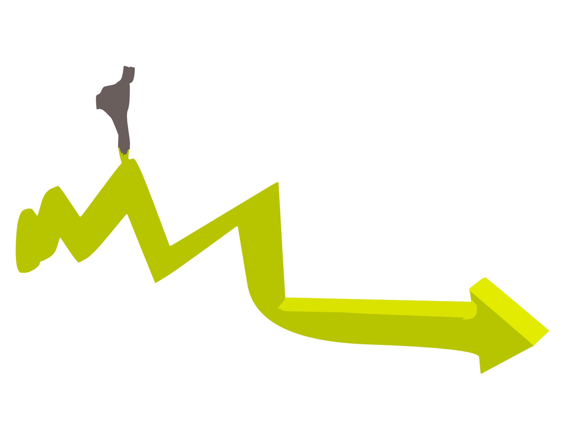 Graph curve trend diagram data image 1920x1440
