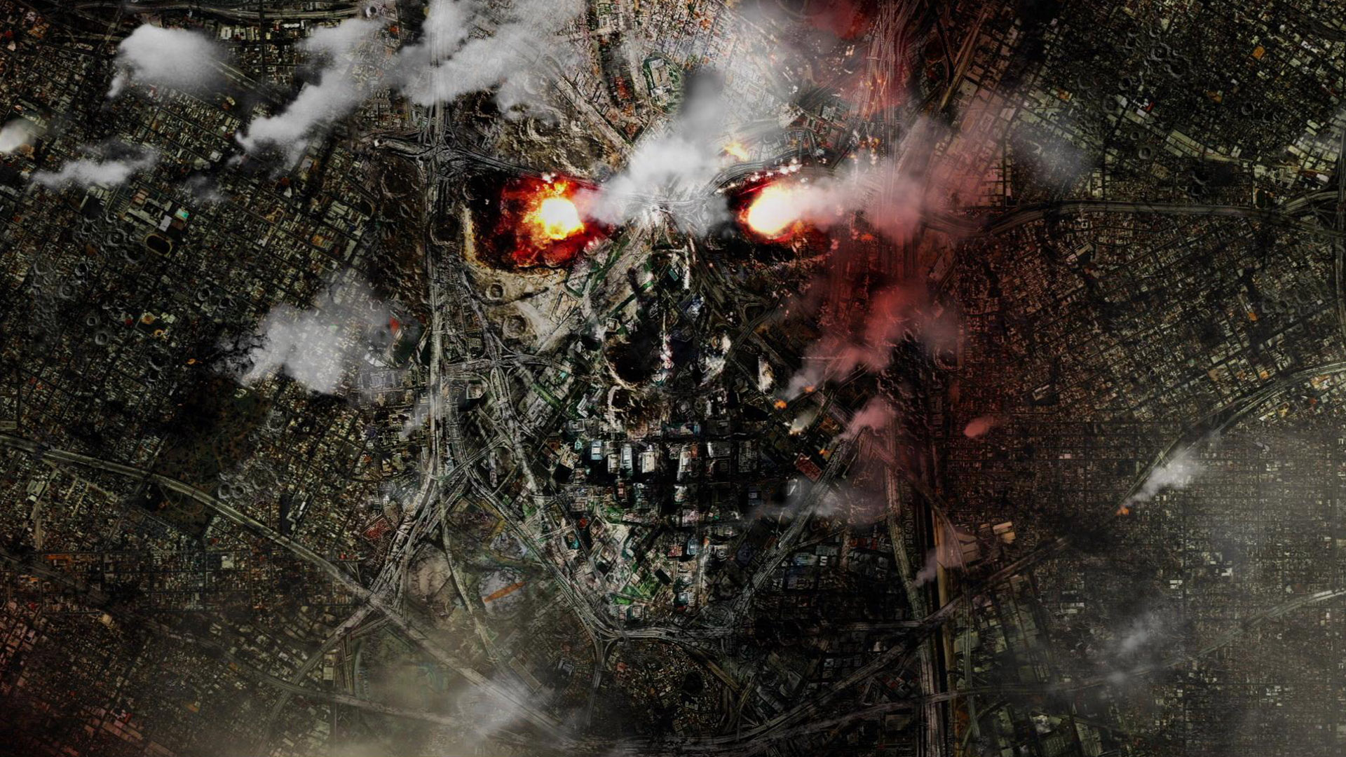terminator salvation wallpaper hd - photo #10
