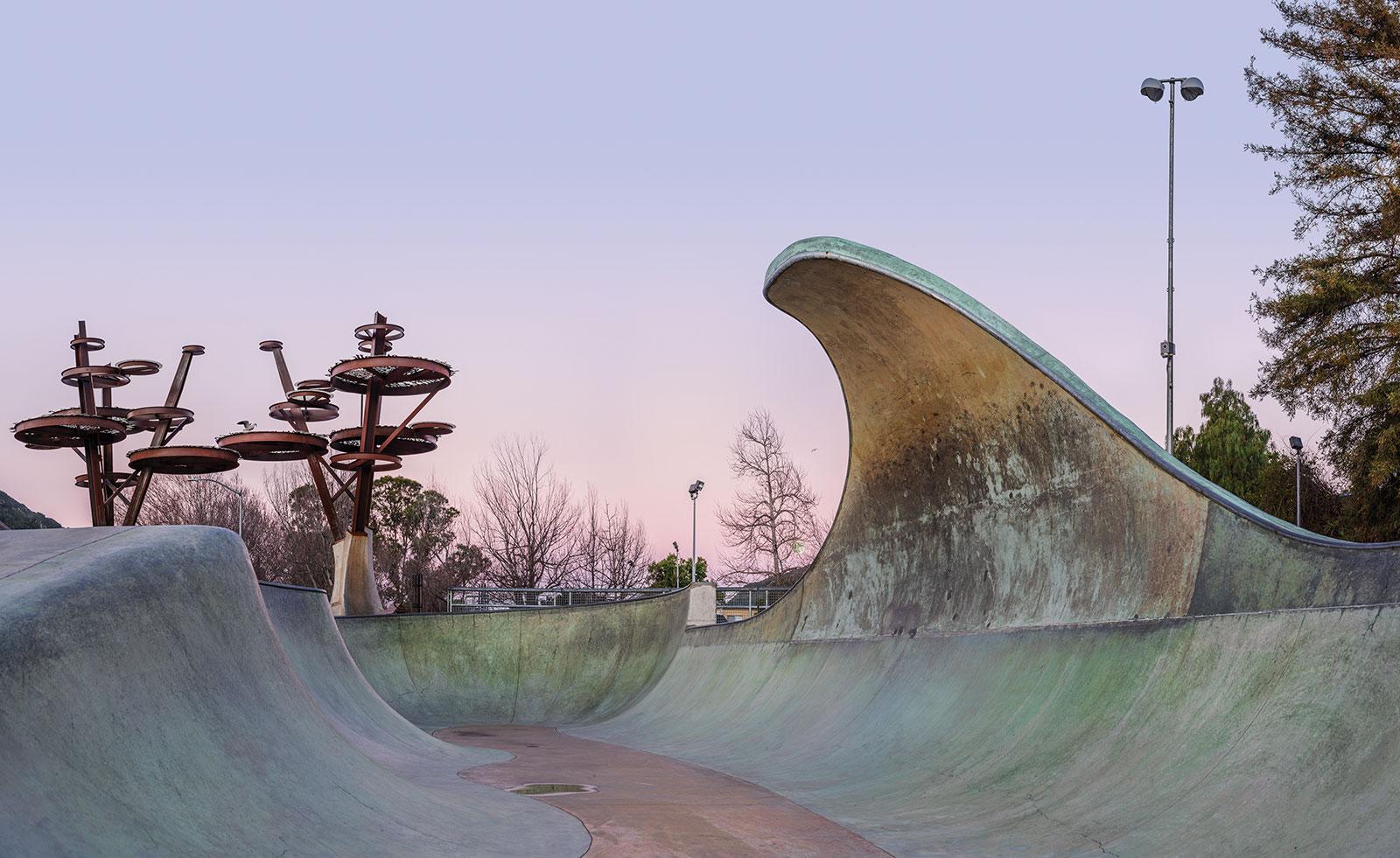 Californias concrete skateparks photographed by Amir Zaki 1600x981