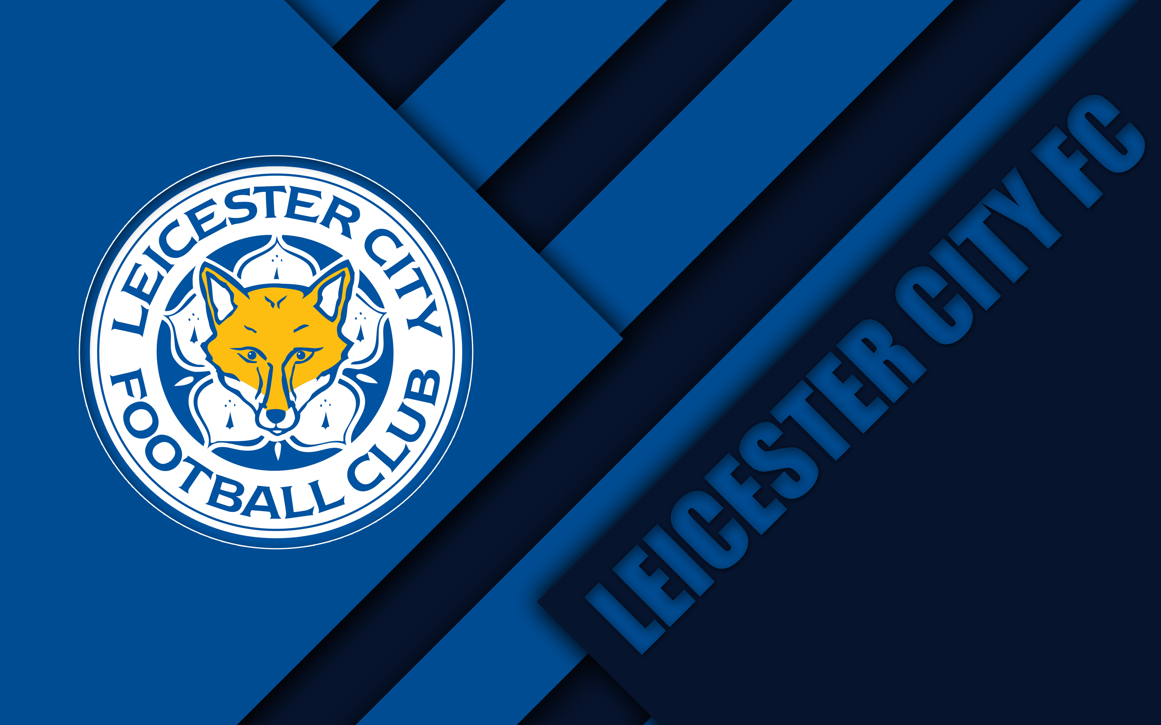 Leicester City FC 4k Ultra HD Wallpaper Background Image 3840x2400