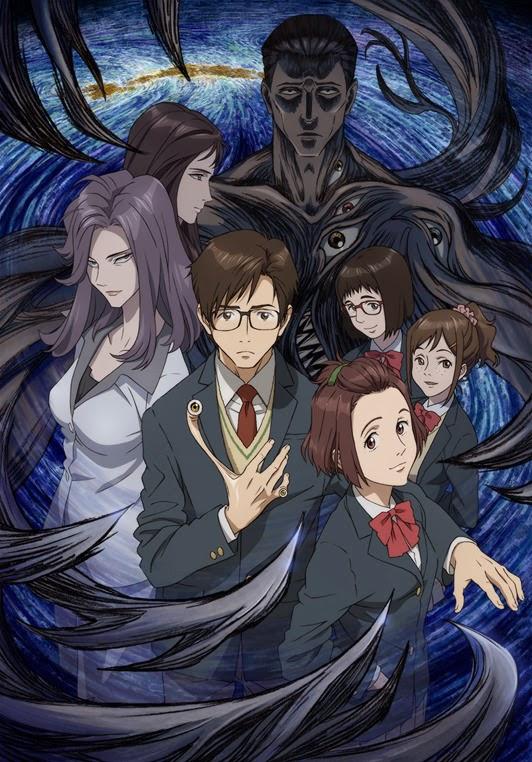 miembros para el reparto del anime Parasyte Kiseijuu   YO SOY CESAR 532x762