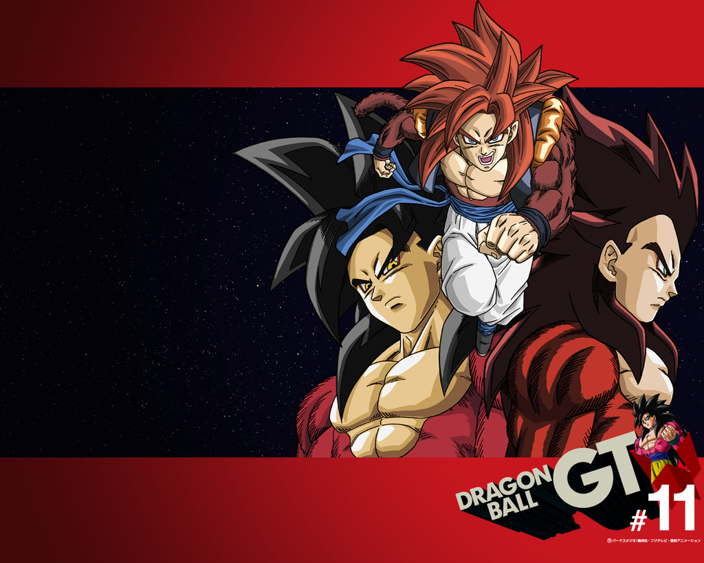 Dragon Ball GT Wallpapers All About Dragon World 1024x819