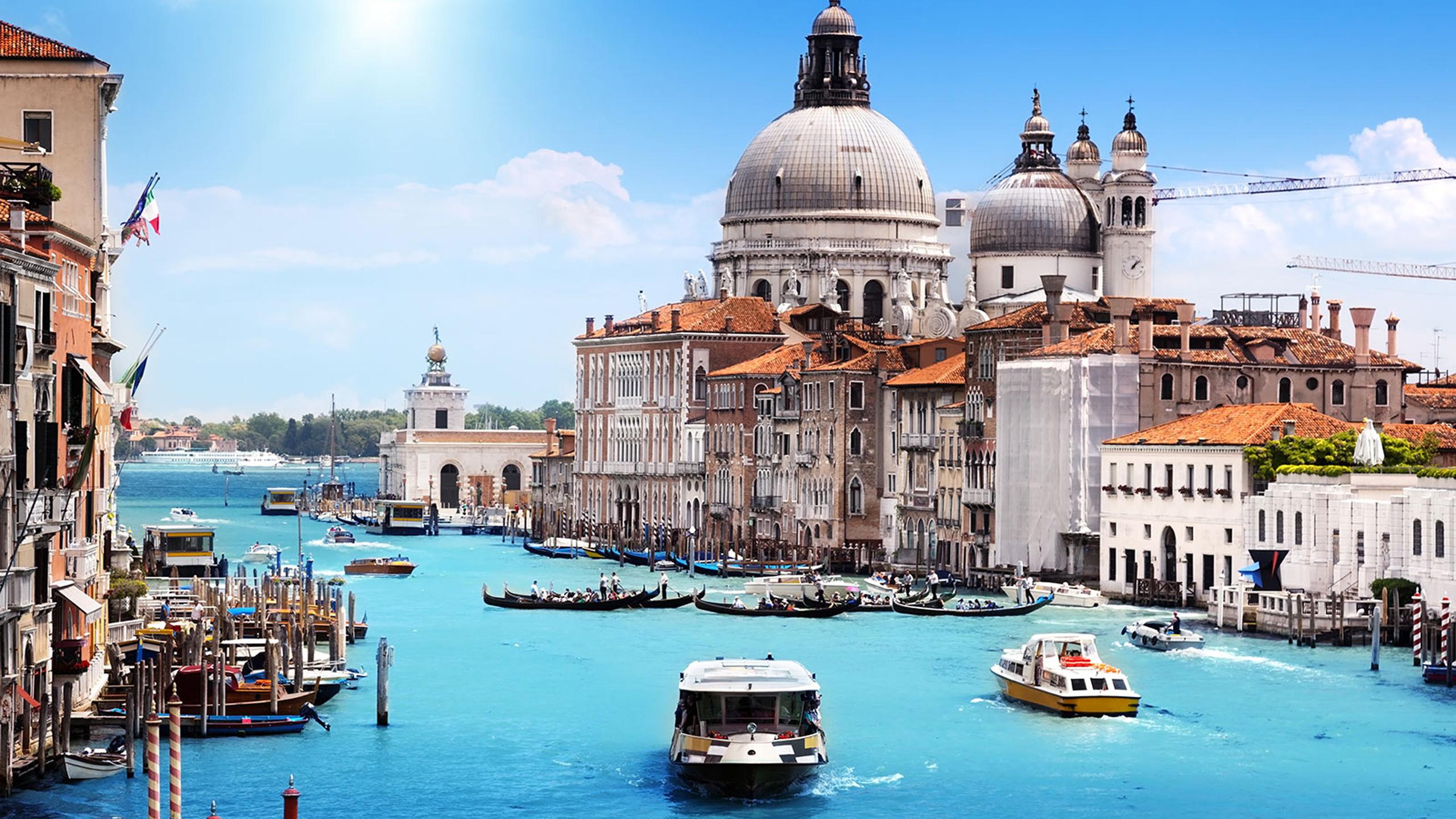 Venezia Italia Wallpaper Hd 95750 Wallpapers13com 2560x1440