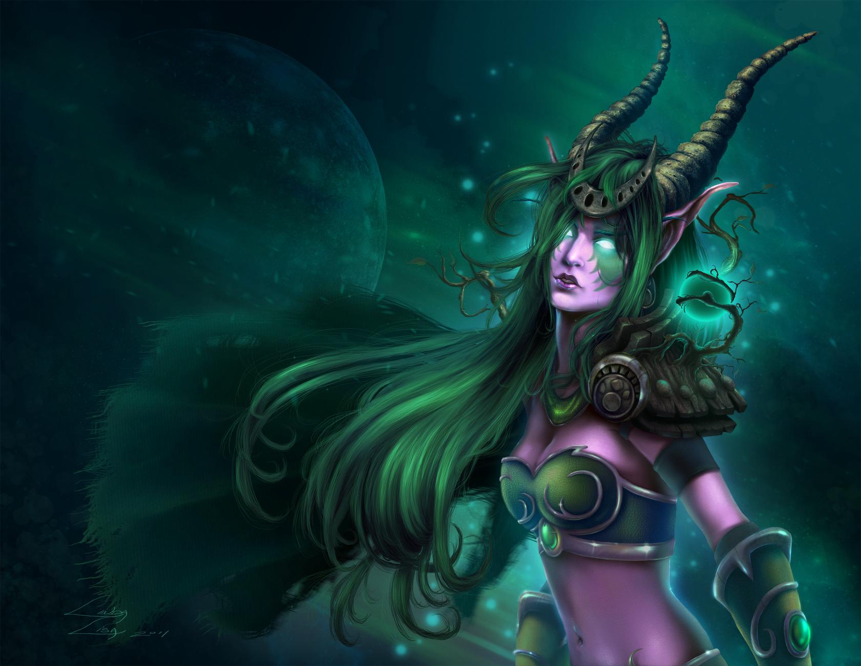 Warcraft azshara hentai xxx scenes