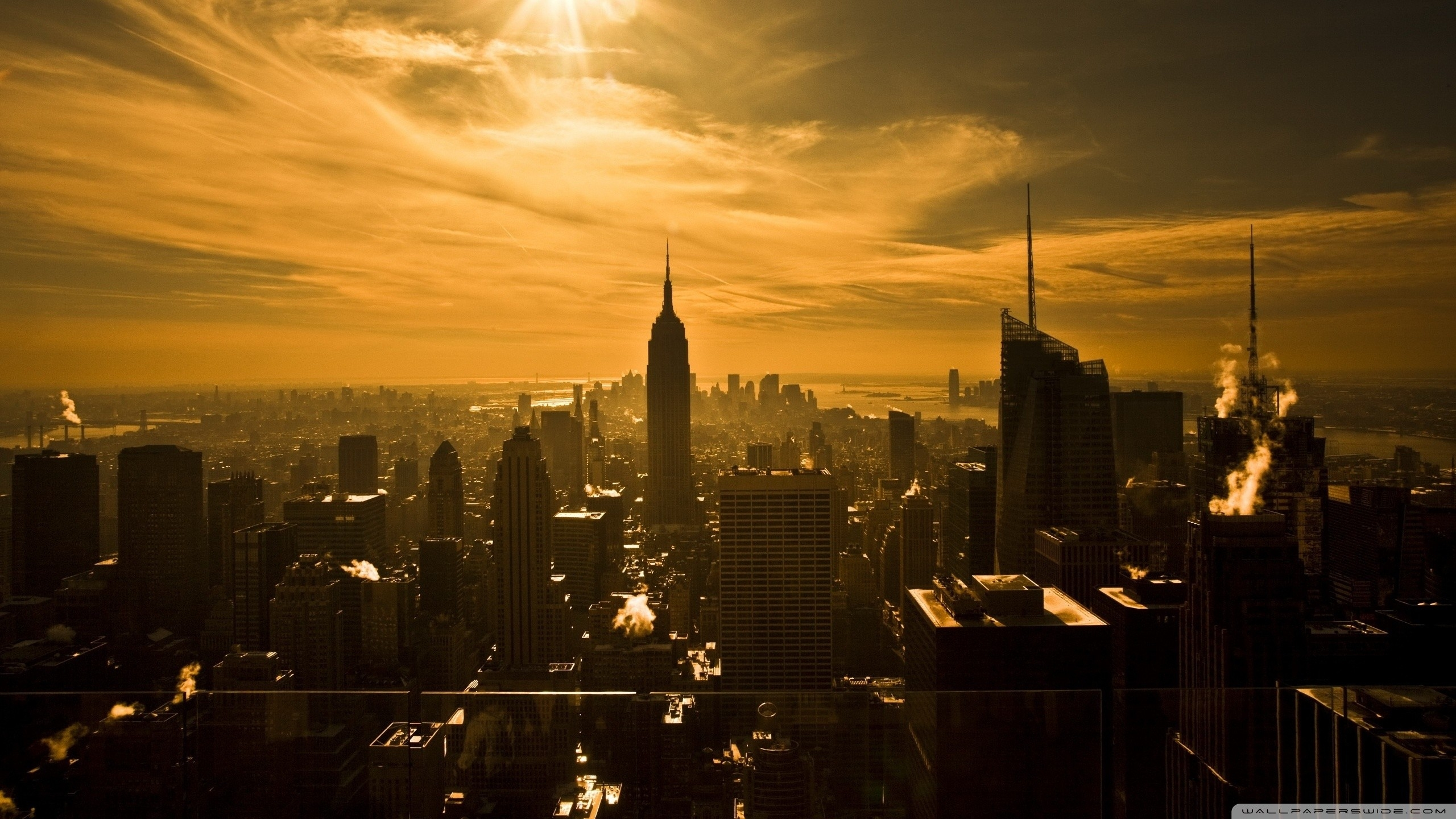 Download Wallpapers Download 2560x1440 new york city 2560x1440
