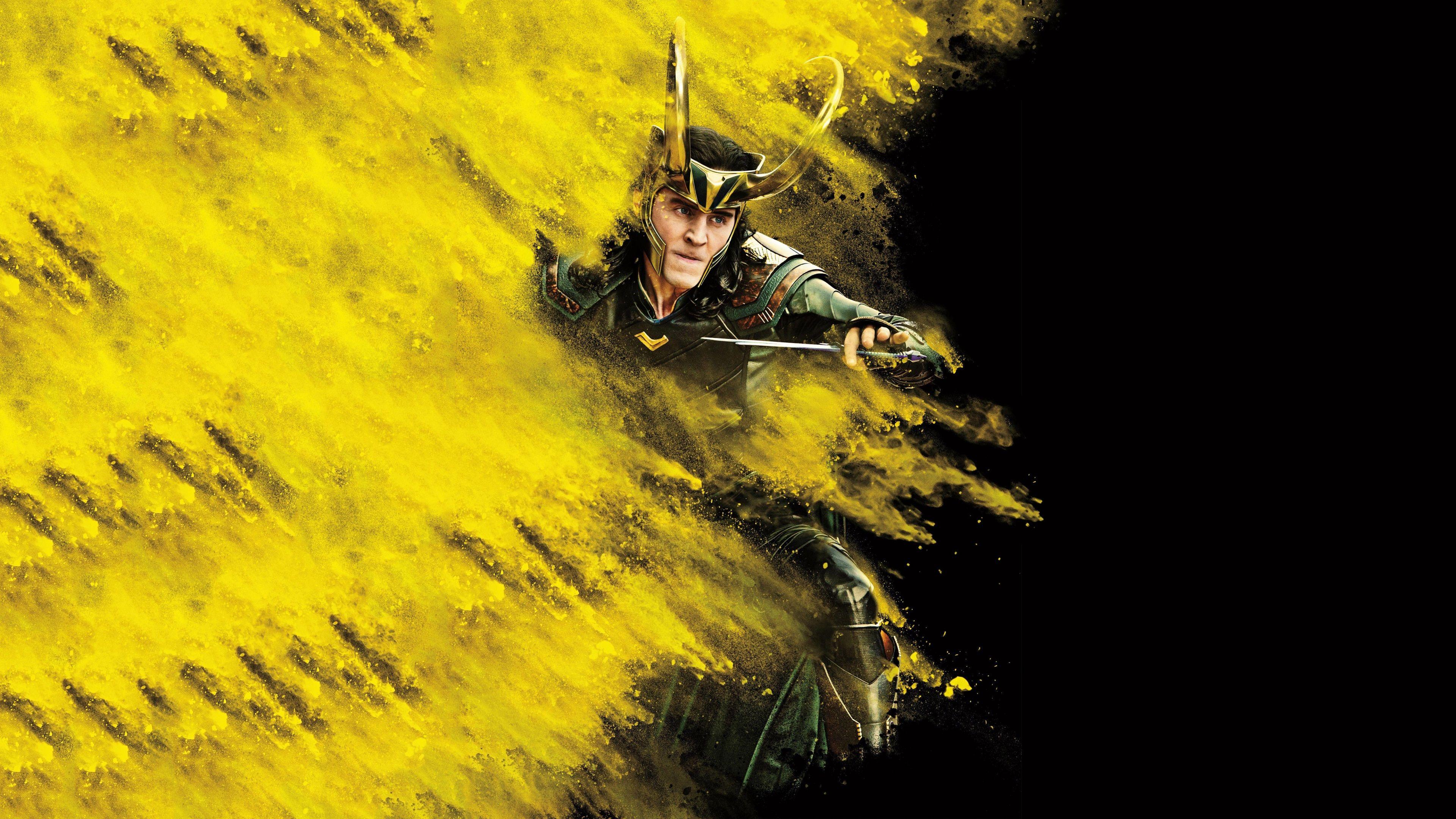 3840x2160 thor ragnarok 4k full hd wallpaper Loki wallpaper 3840x2160