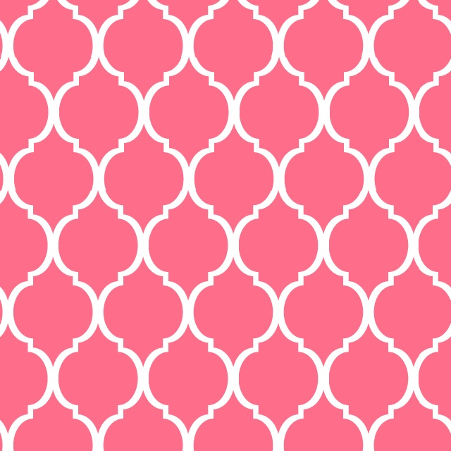 Wallpapers Pink Patterns Pink Wallpapers Moroccan Backgrounds Pink 640x640