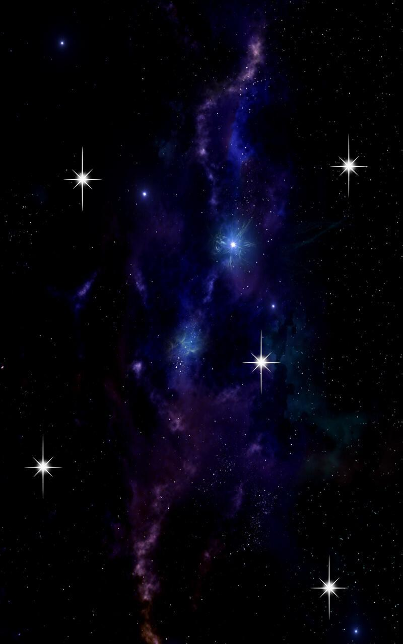 Stars Live Wallpaper for Android   APK Download 800x1280