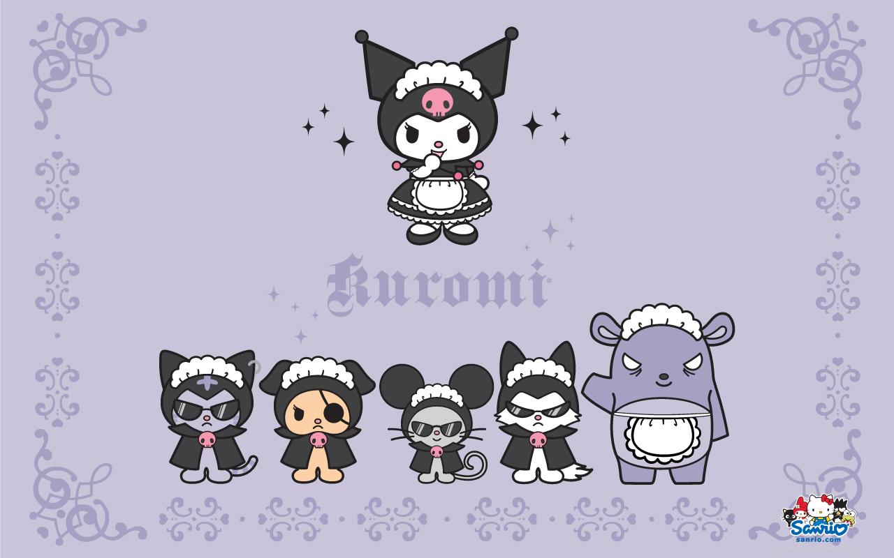 47+ Kuromi Wallpaper on WallpaperSafari
