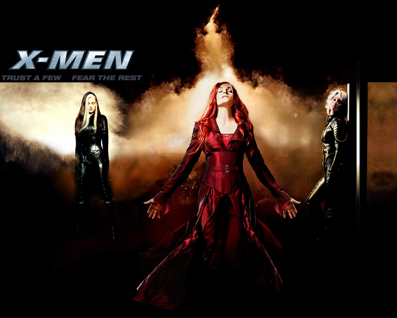 X3 Ladies   X men THE MOVIE Wallpaper 19274168 1280x1024