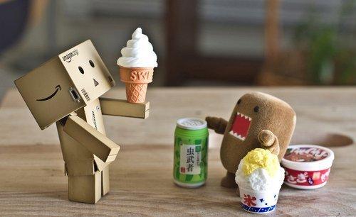cute domo kawaii photography   image 316011 on Favimcom 500x306