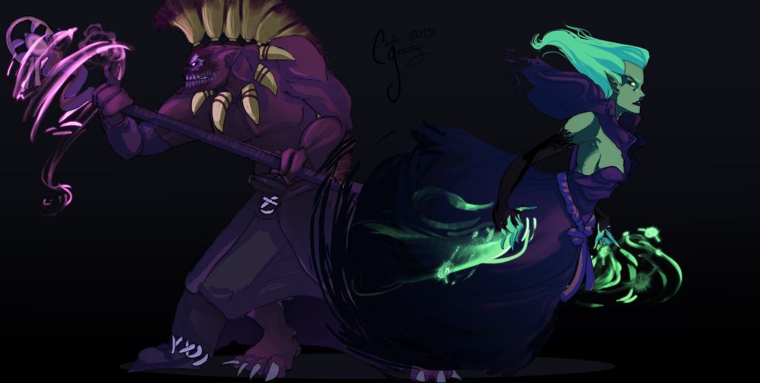 Free Download Dota 2 Wallpapers Dota2 Fanart Dazzle And Death