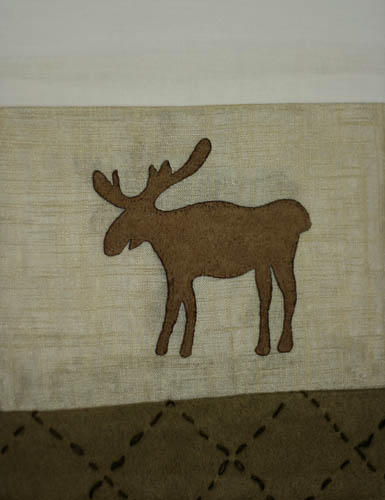 Moose Window Curtain Log Cabin Lodge 24 Tiers and Swag 385x500