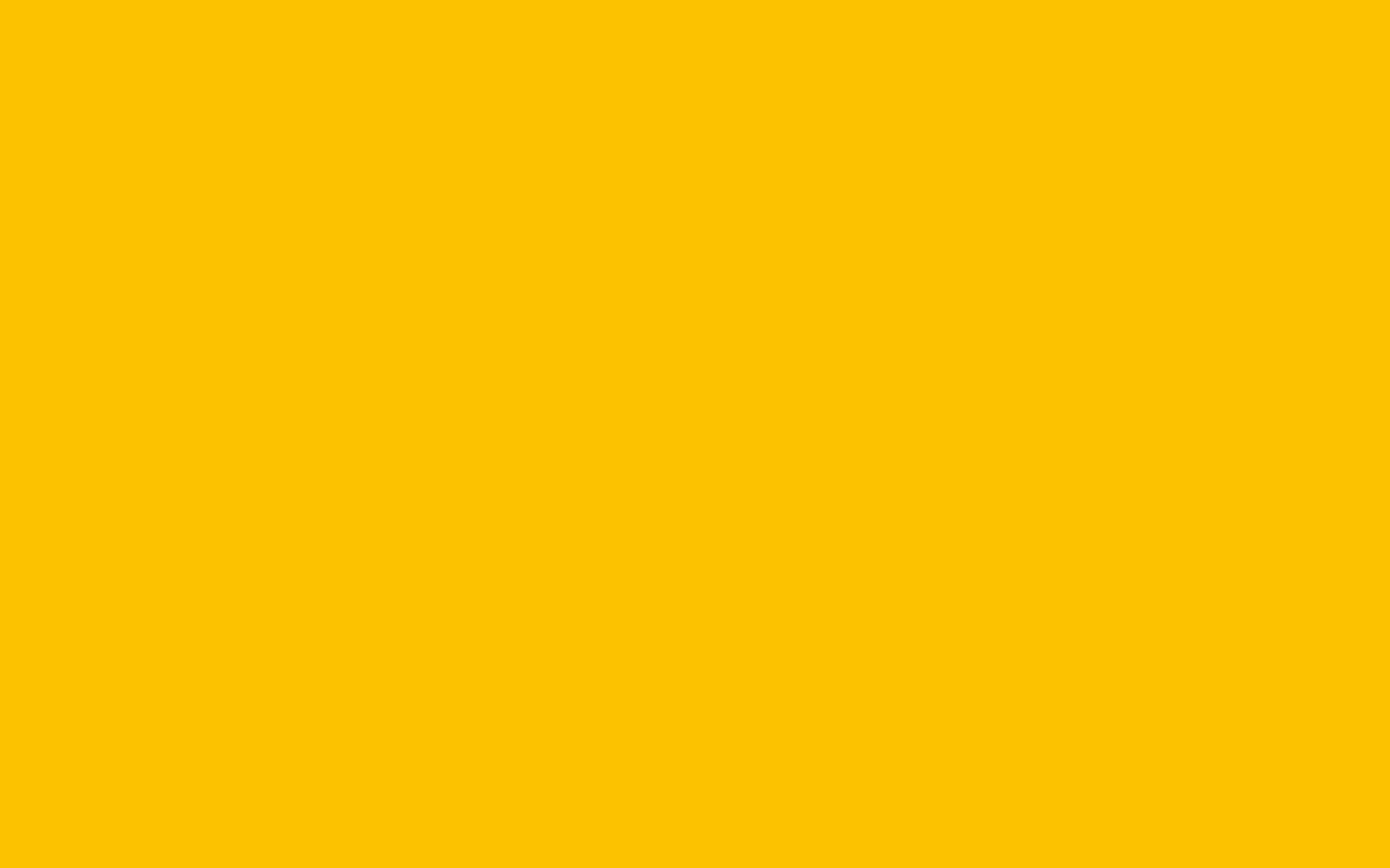 1920x1200 resolution Golden Poppy solid color background view 1920x1200