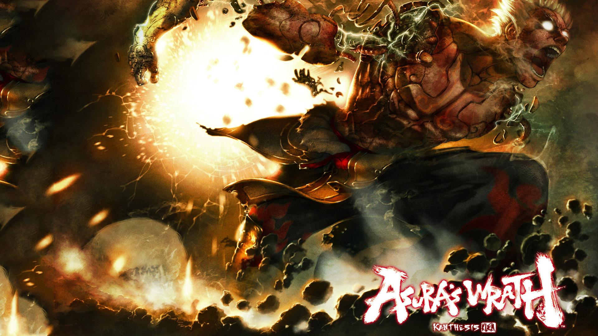 Asuras Wrath HD Wallpaper Background Image 1920x1080 ID 1920x1080