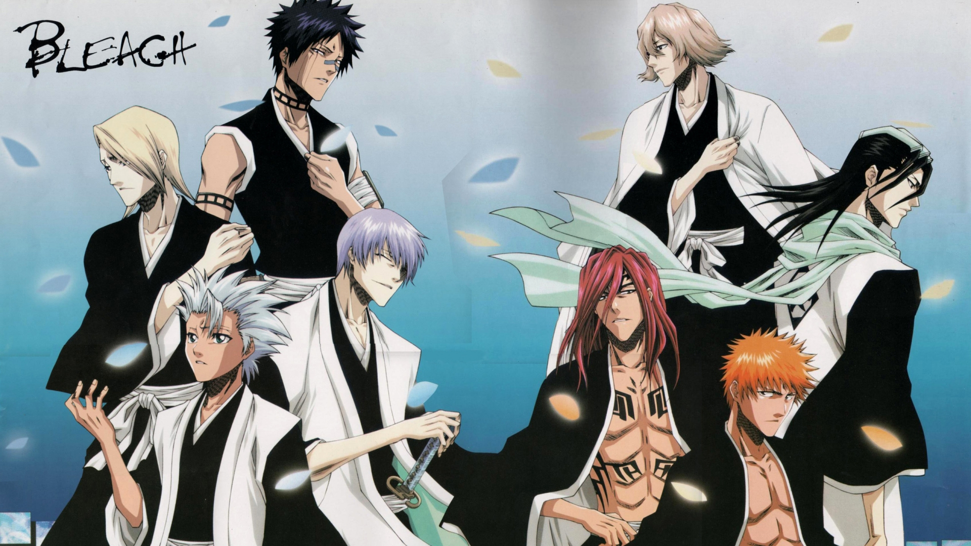 bleach wallpaper bleach wallpapers download bleach wallpapers from 1920x1080