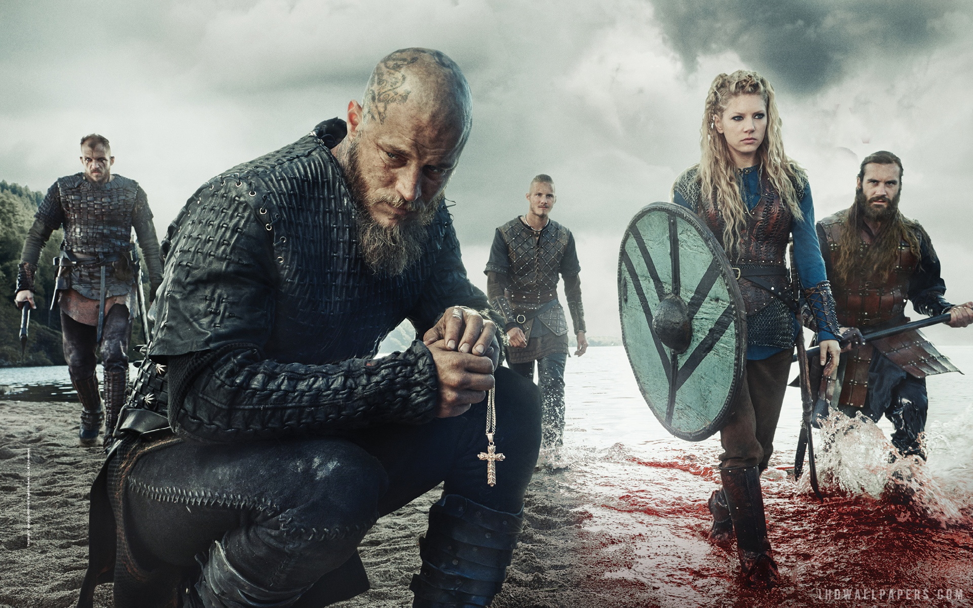 Showing Gallery For Vikings Series Wallpaper 1920x1200