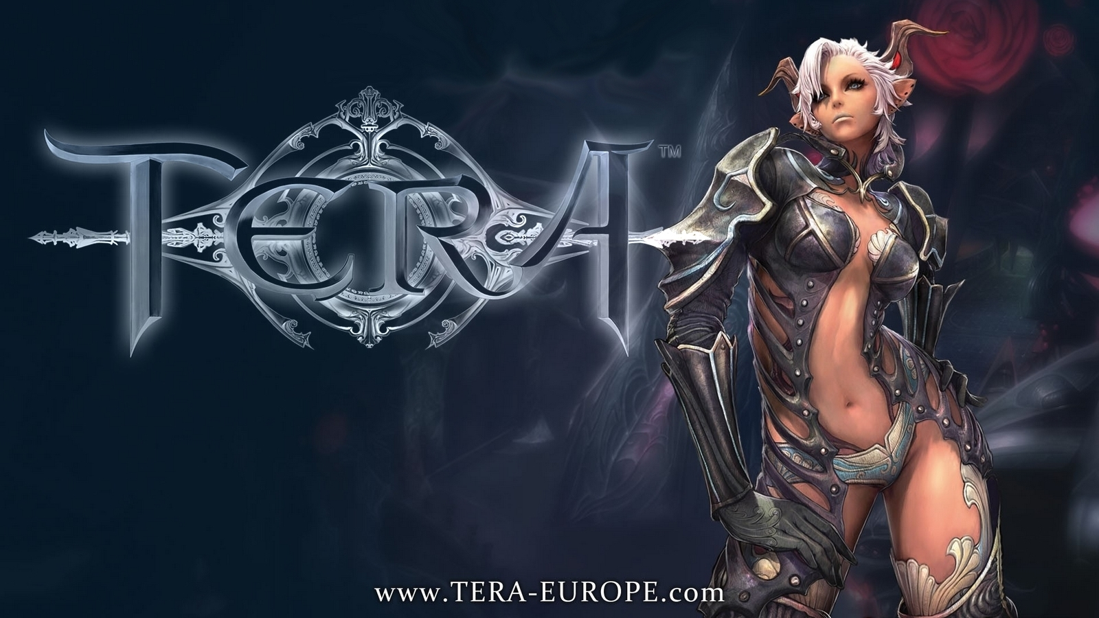 Beauty Re Rendered Tera Game Wallpaper 1600x900