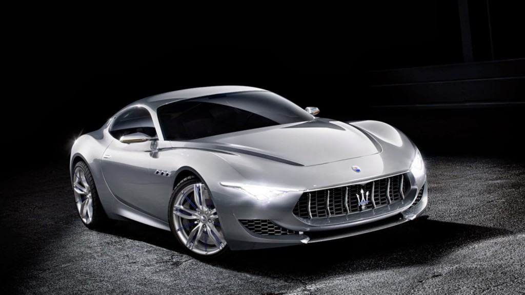 Maserati Alfieri Widescreen Wallpapers 73 5645 Wallpaper Cool 1024x576
