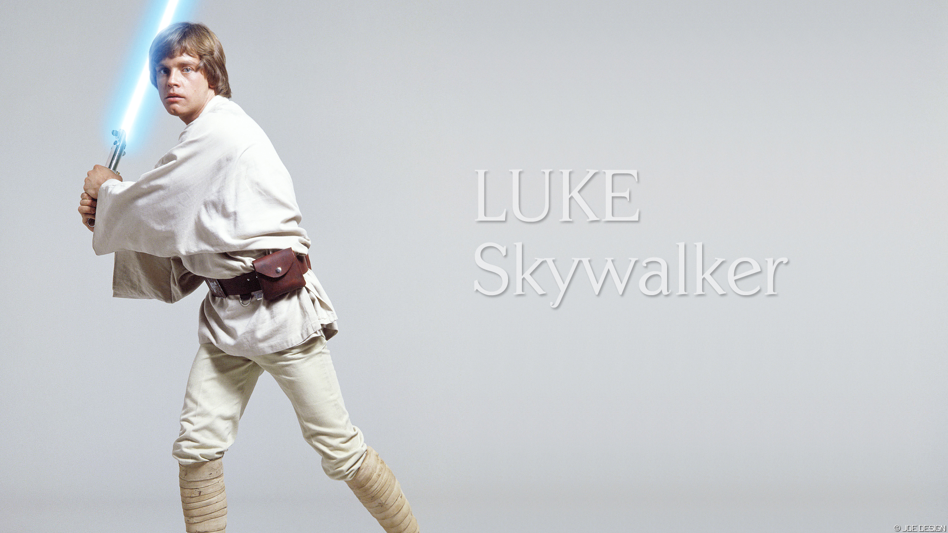 Luke Skywalker by Joe88Design 1920x1080