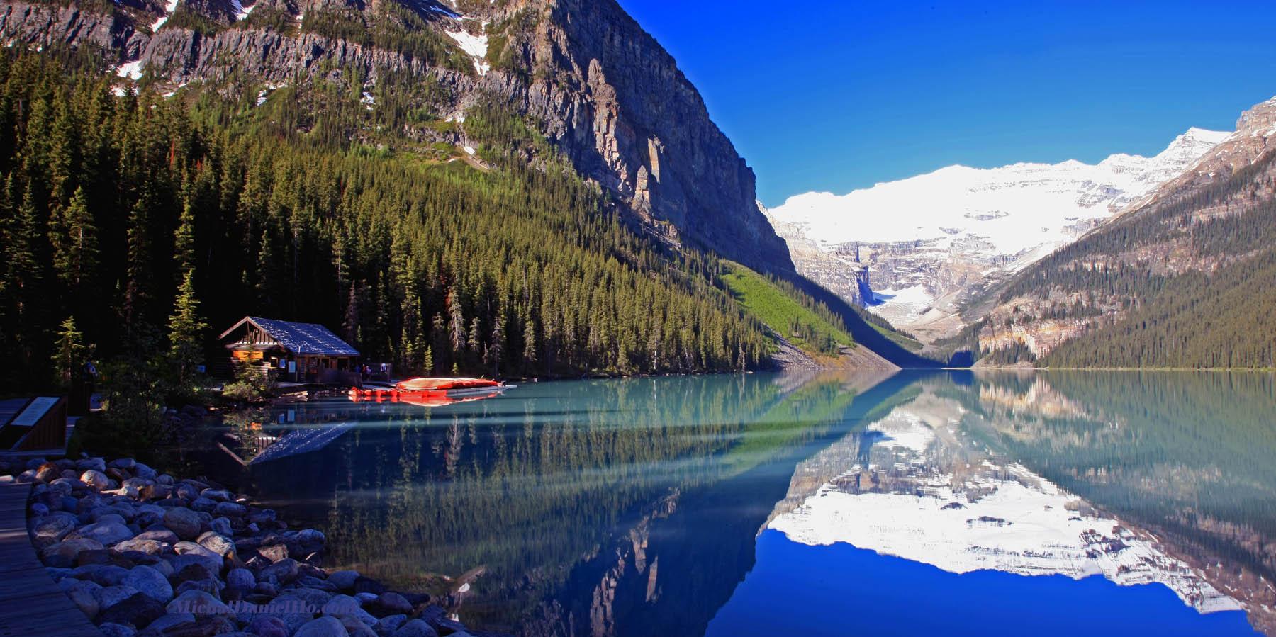 Lake Louise Canada Wallpaper