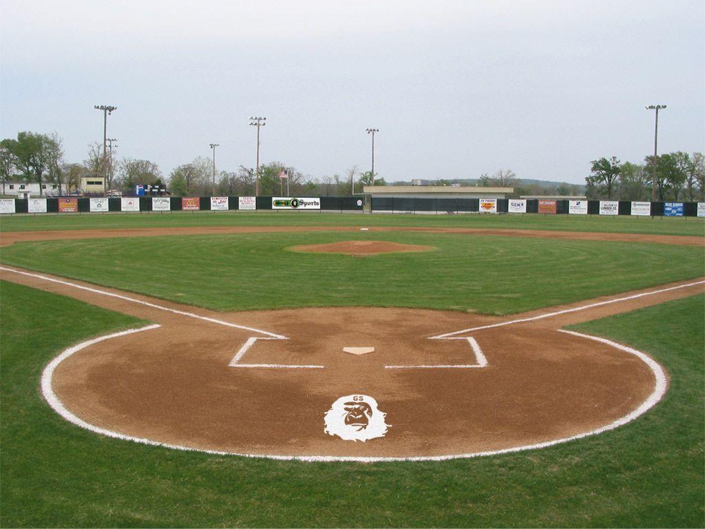 Baseball Field Wallpapers 1024x768