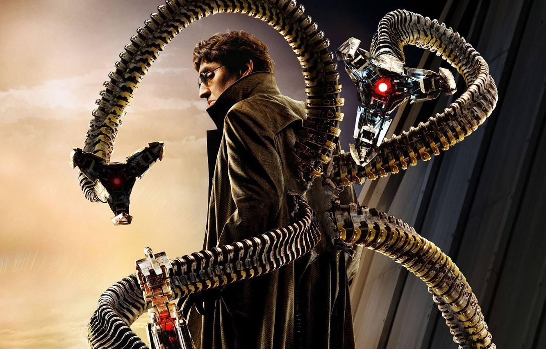 Wallpaper Spider Man 2 Spider man 2 Doc Ock Alfred Molina Dr 1332x850