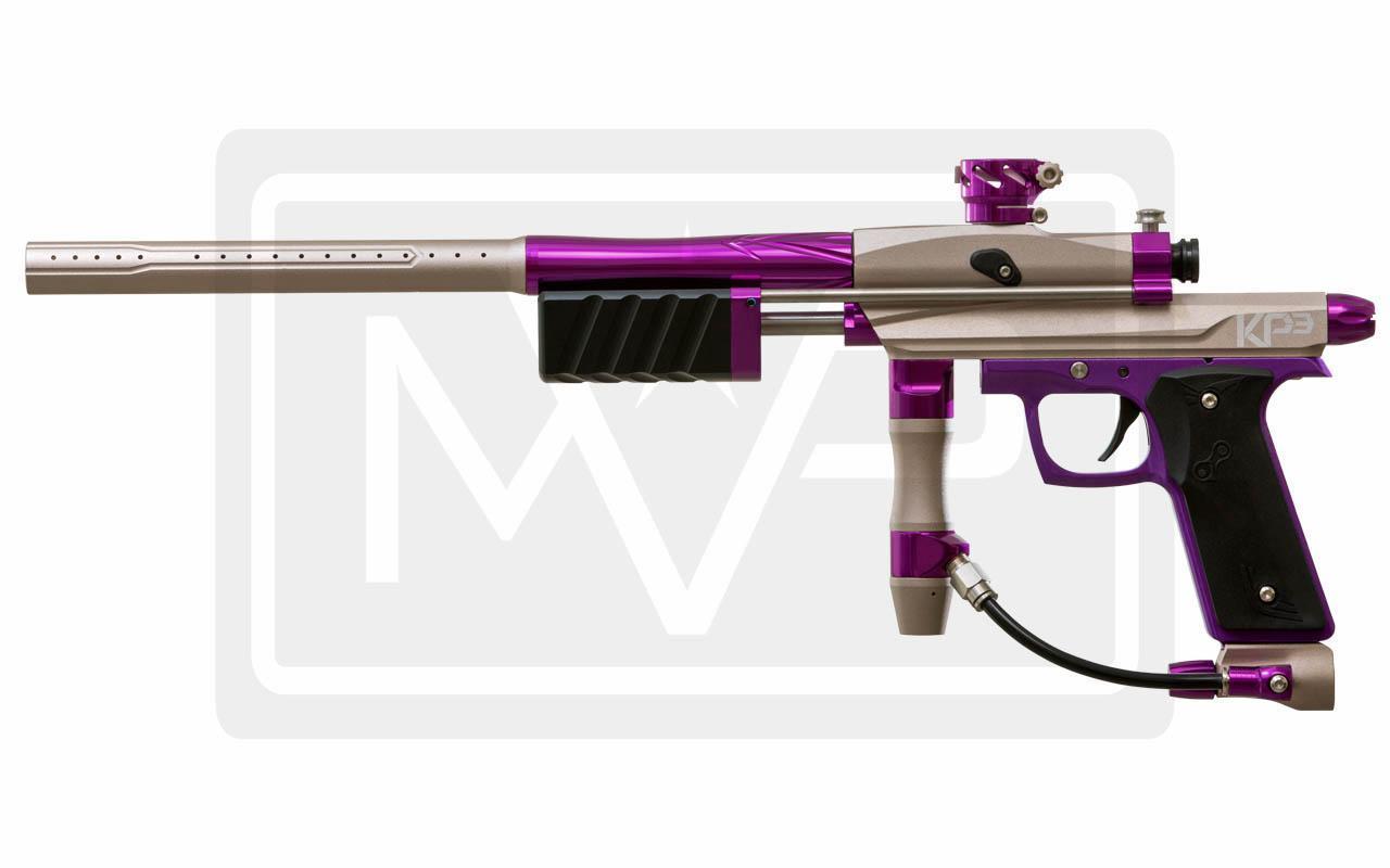 Azodin KP3 Pump Paintball Gun   Tan Purple Mountain View Paintball 1280x800