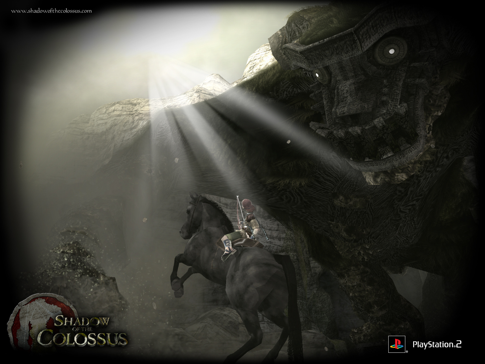 Free Download Mammoth Shadow Of The Colossus 1600x1200 For Your