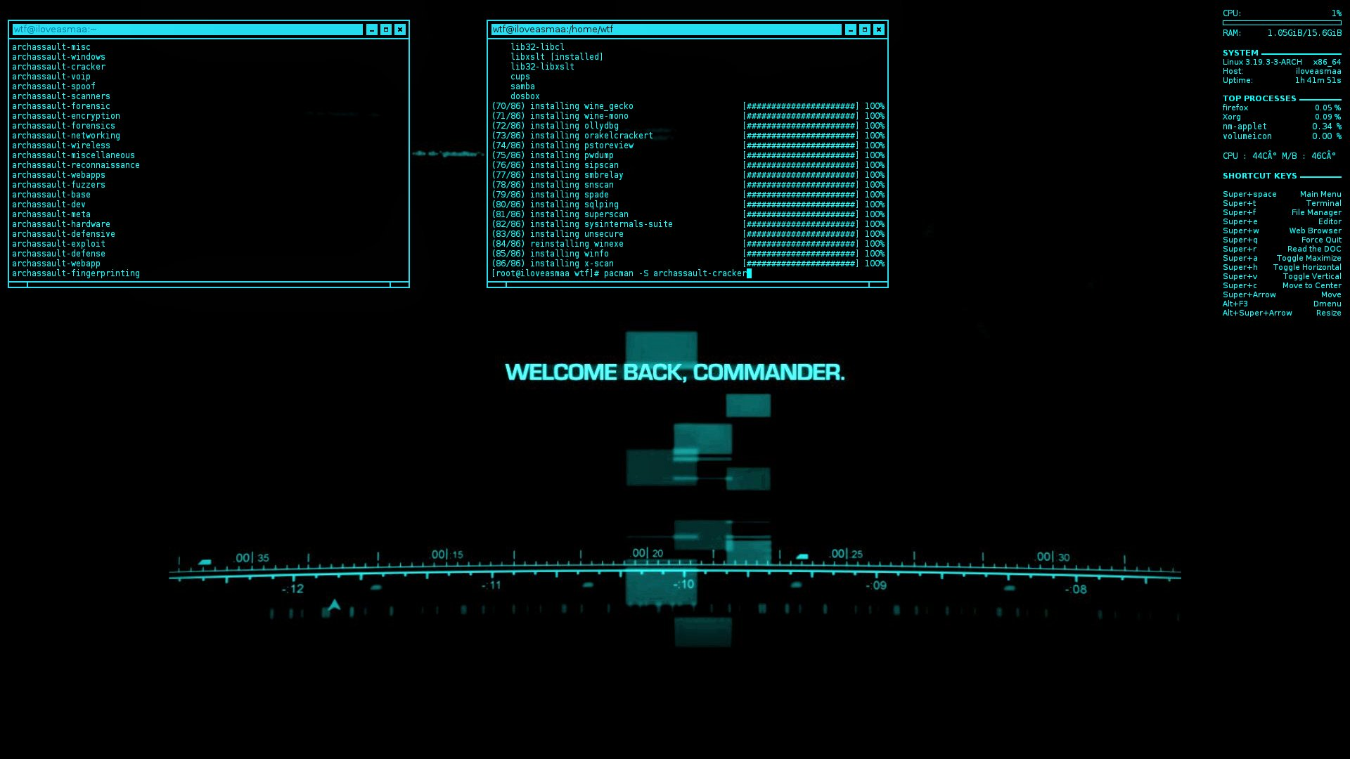 Anonymous Hacker Wallpaper 1920x1080