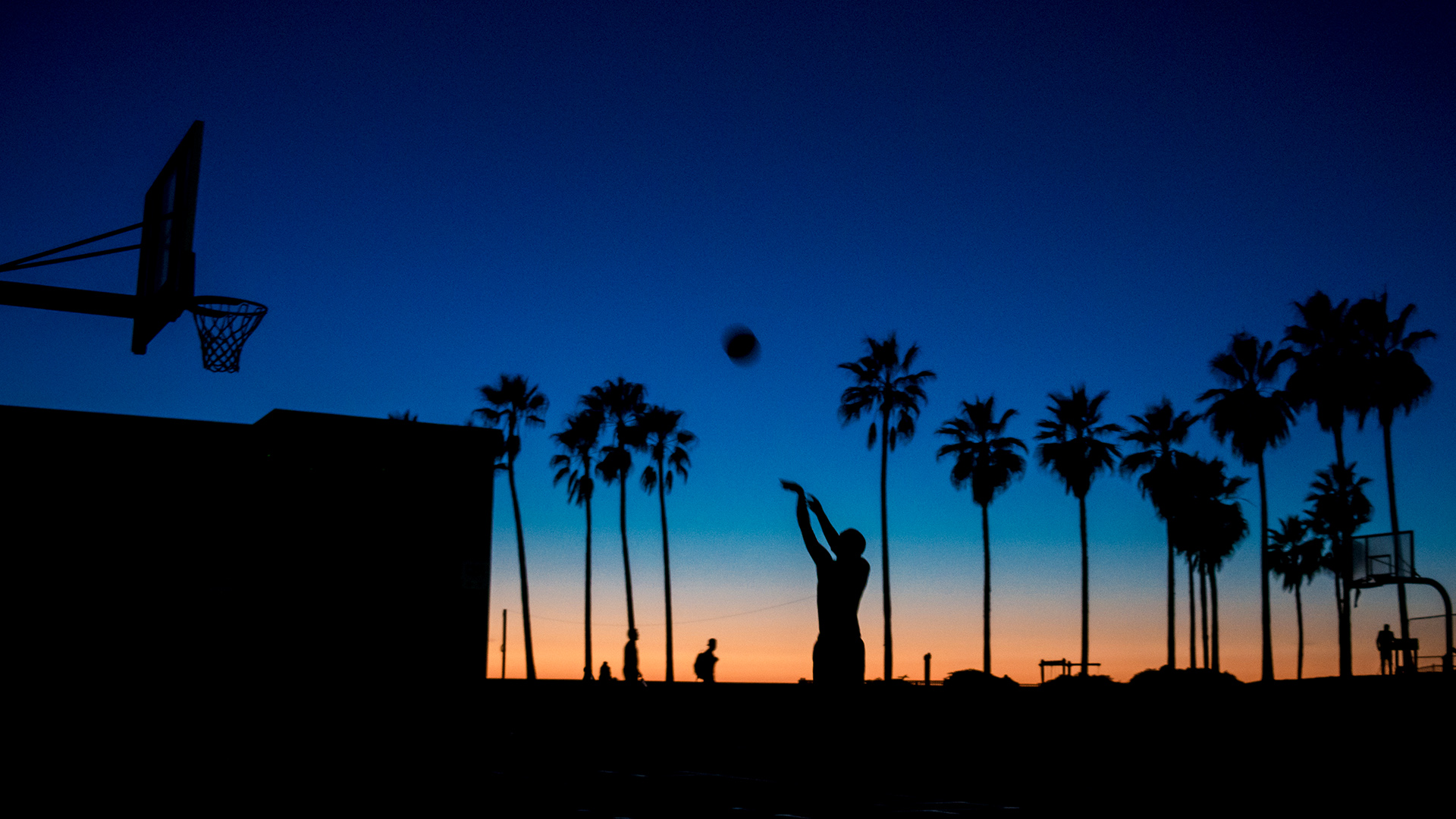 48 Venice Beach Basketball Wallpaper On Wallpapersafari