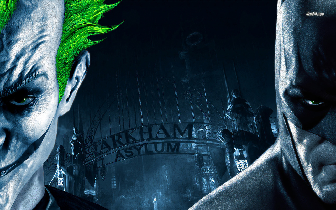 Batman   Arkham Asylum wallpaper   Game wallpapers   2272 1280x800