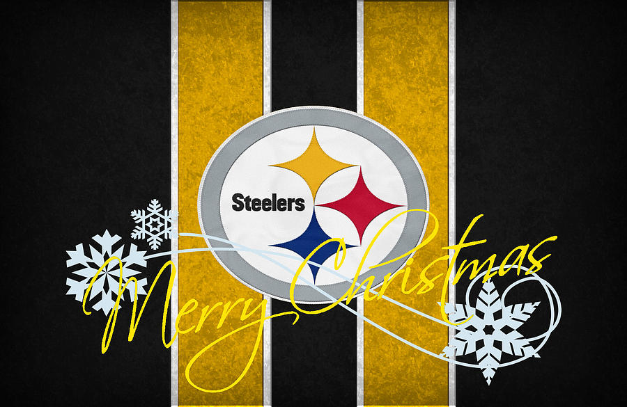 Steelers Christmas Wallpaper