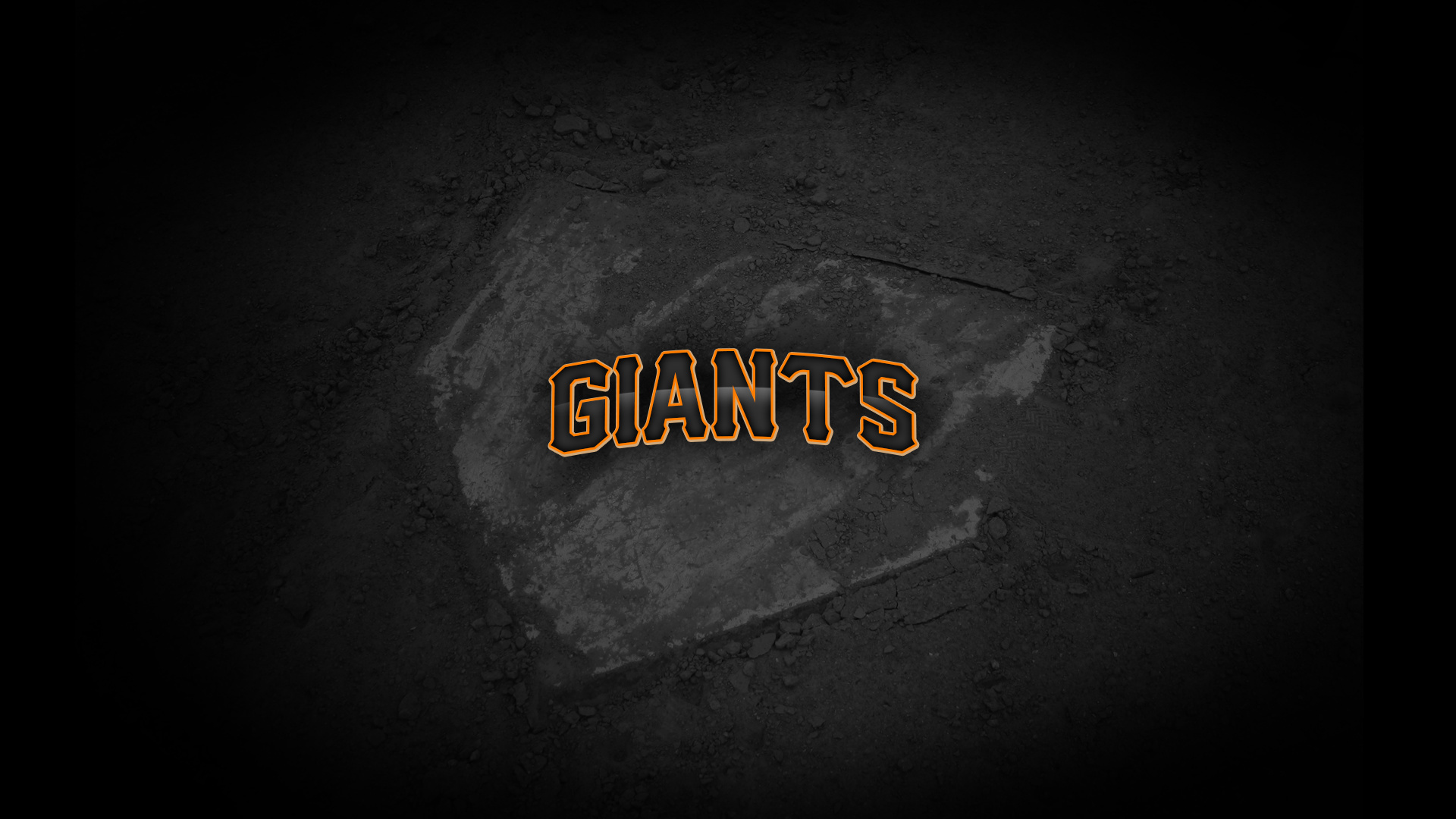 San Francisco Giants Logo Backgrounds HD 1920x1080