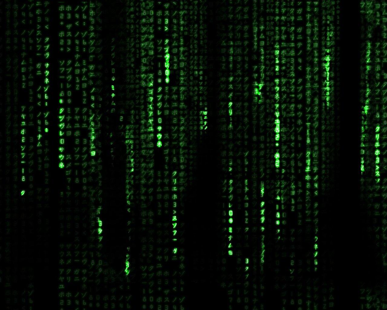 они большой анимационные фото из матрицы тьма