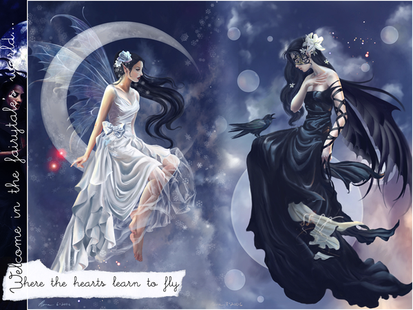 Fairy wallpaper by VioletHarenchi 600x450
