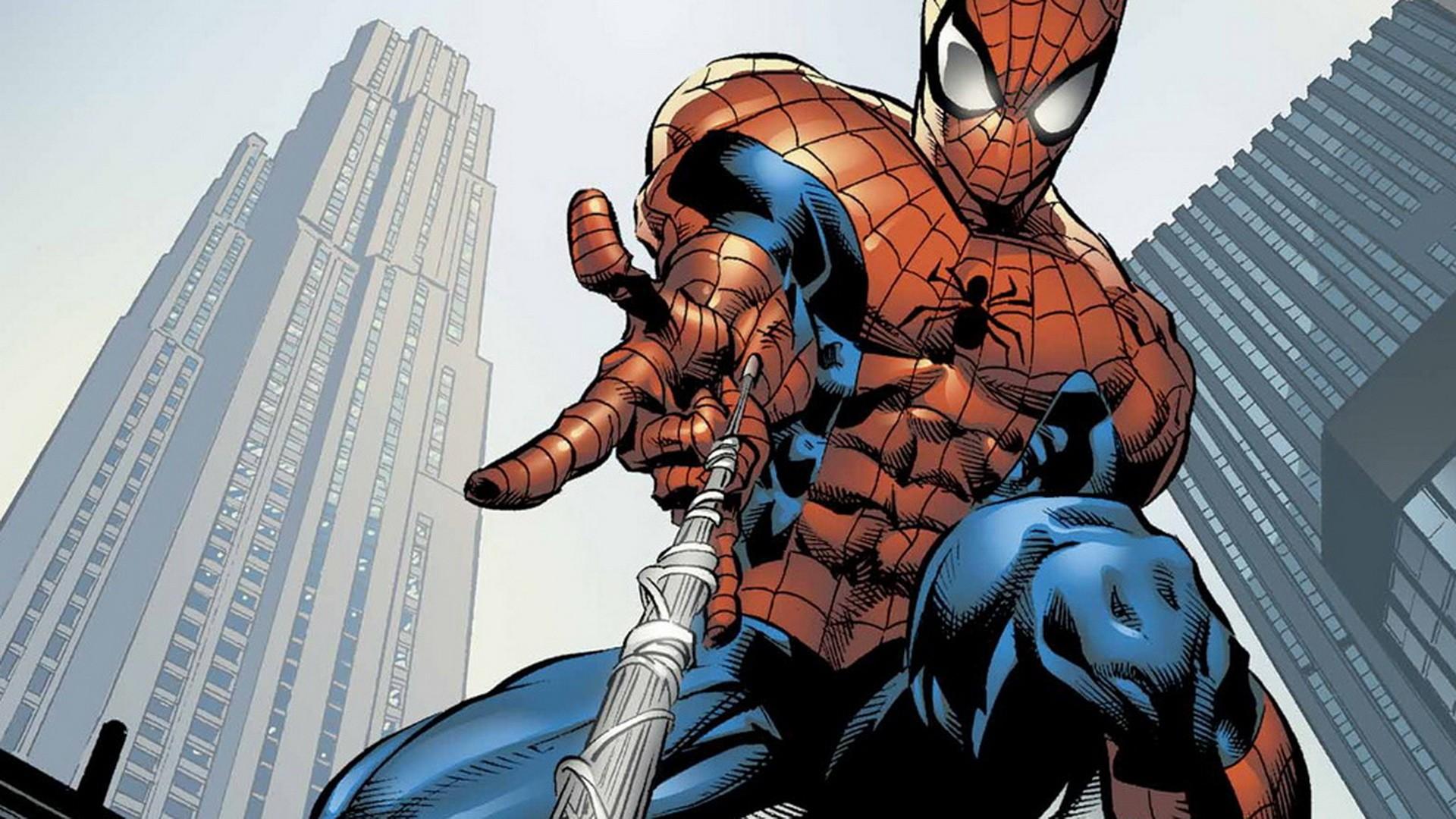 49 Spider Man Comic Wallpaper On Wallpapersafari