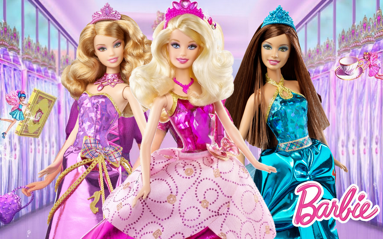 Barbie Wallpapers Desktop Wallpaper Hungama 1600x1000