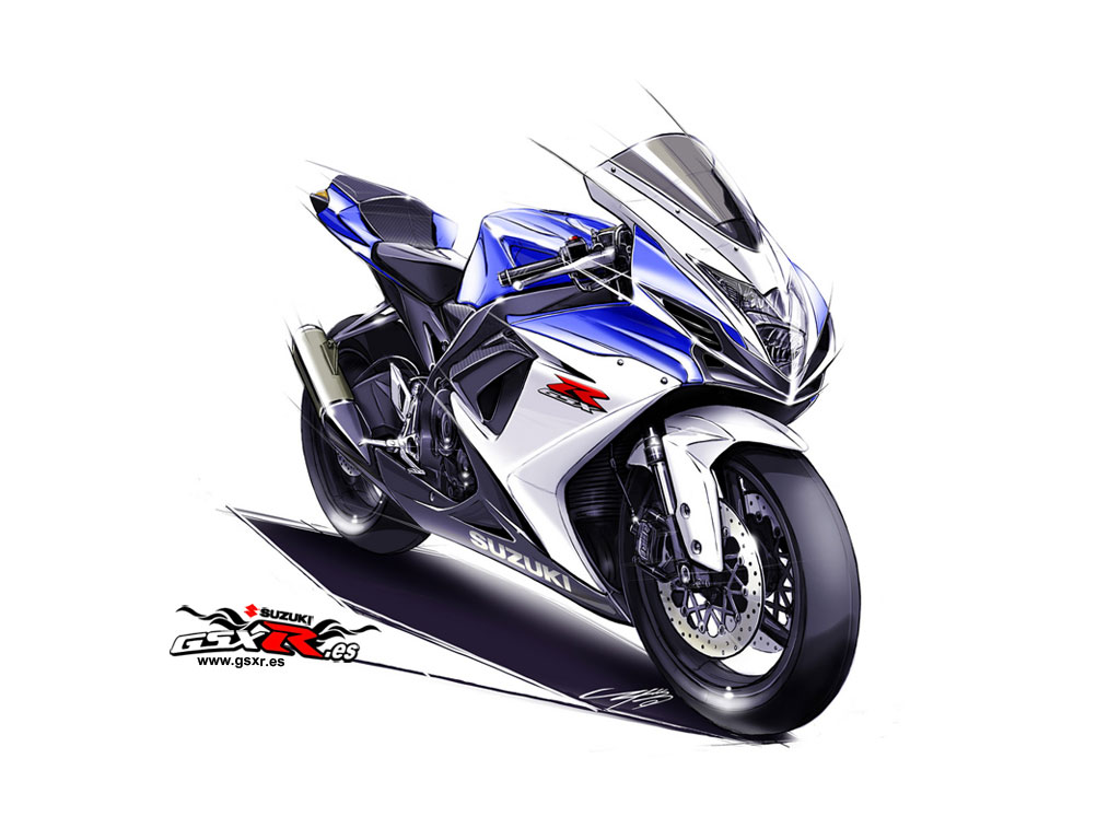 Suzuki Gsxr 750 Wallpaper 7221 Hd Wallpapers in Bikes   Imagescicom 1024x768