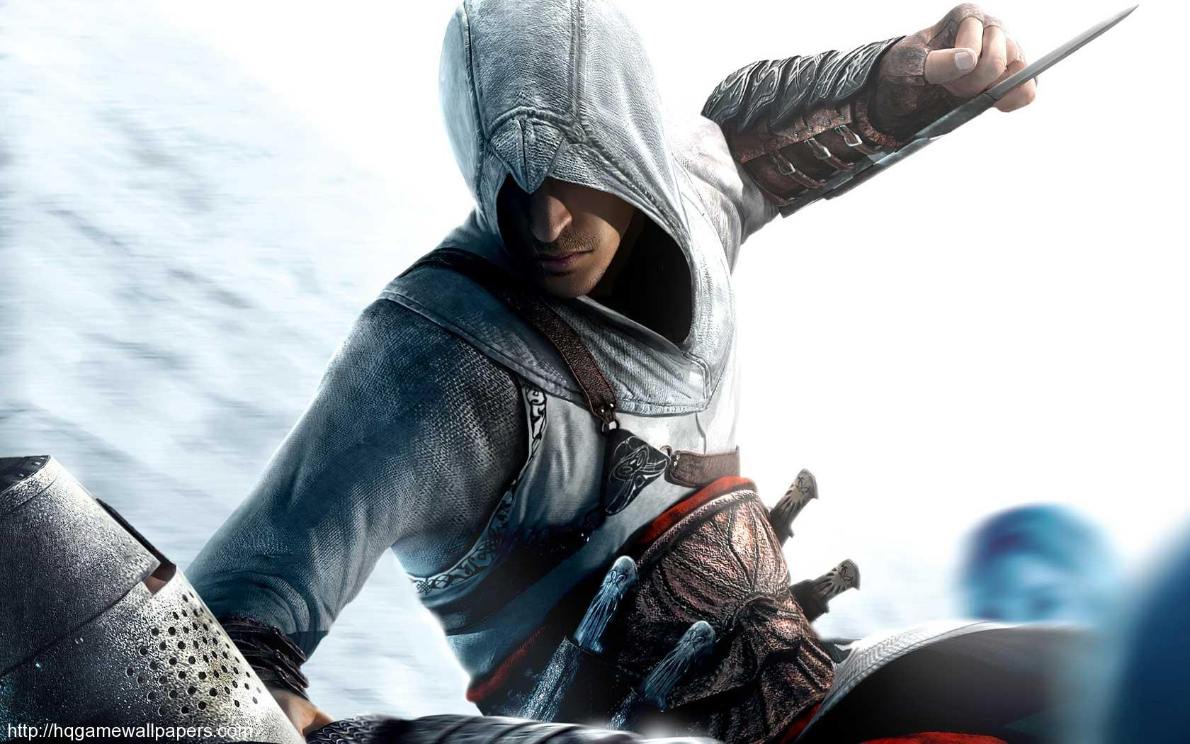 Altair Ibn La Ahad in Assassins Creed Wallpapers Best Wallpapers 1680x1050