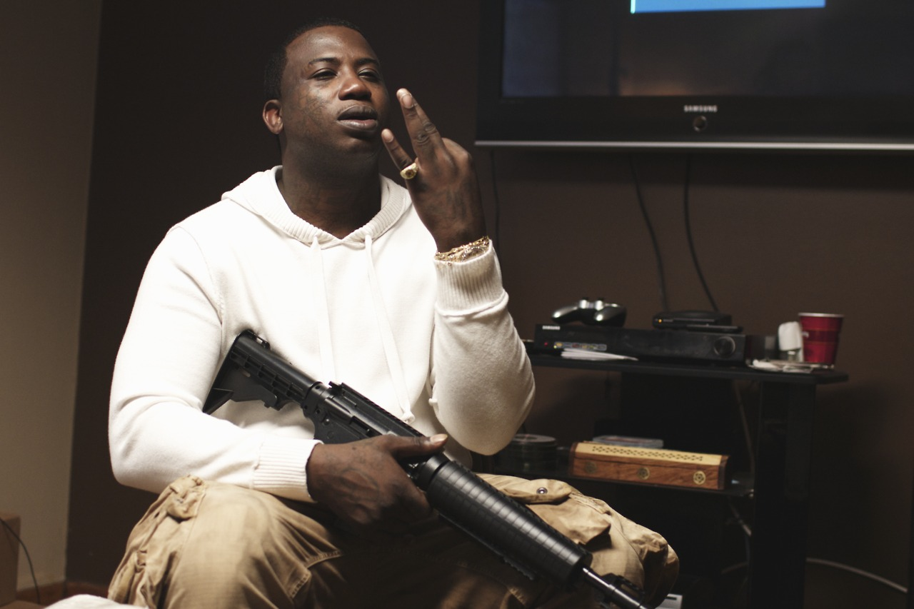 Gucci Mane Gun Rap Wallpapers 1280x853
