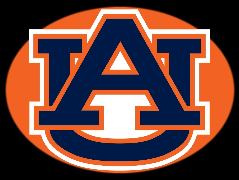 Auburn Tigers Logo Clip Art 1365x1024