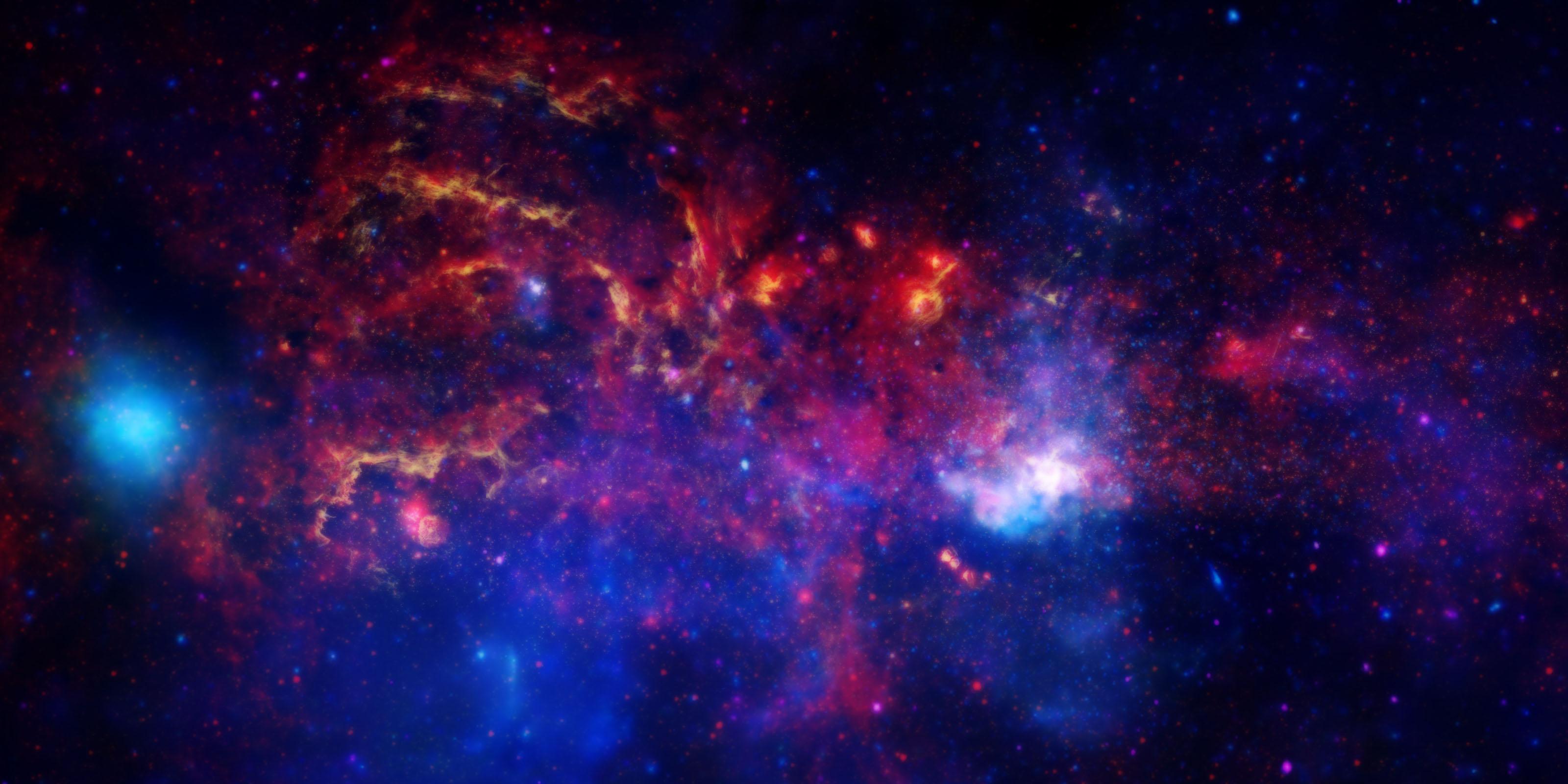 Space Universe Wallpaper Wallpaper 3200x1600